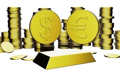 Dollárban, euróban, fizikai aranyban
